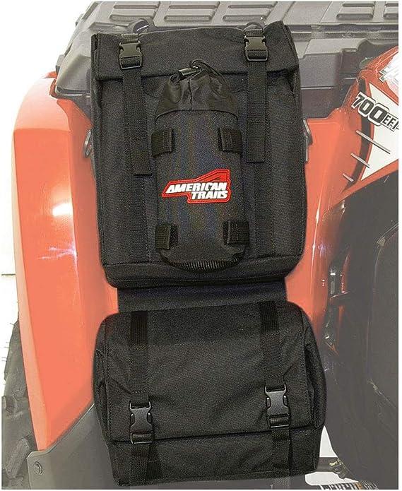 American Trails ATV Fender Bag Black