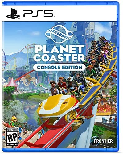 Planet Coaster Ps5 - Standard Edition - Playstation 5 3
