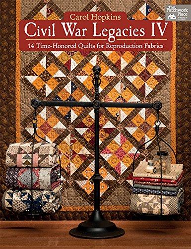 quilt books civil war - 1