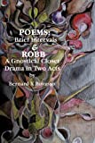 Poems: Brief Intervals, Bernard X. Bovasso, 145202717X