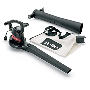 Charming Toro 51592 Super 12 Amp 2 Speed Electric Blower/Vacuum (Older Model)