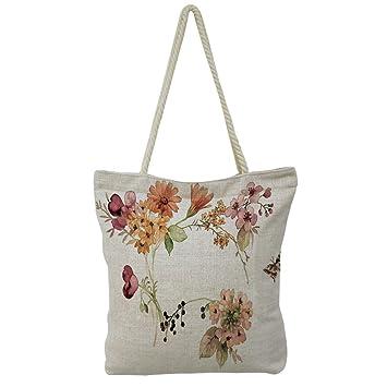 Amazon.com  iPrint Hand Cotton and Linen Bag Shoulder Bag 892b5bfd8d06a