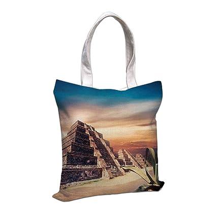 Amazon.com  Cotton Linen Tote Bag 26f1b595fe178