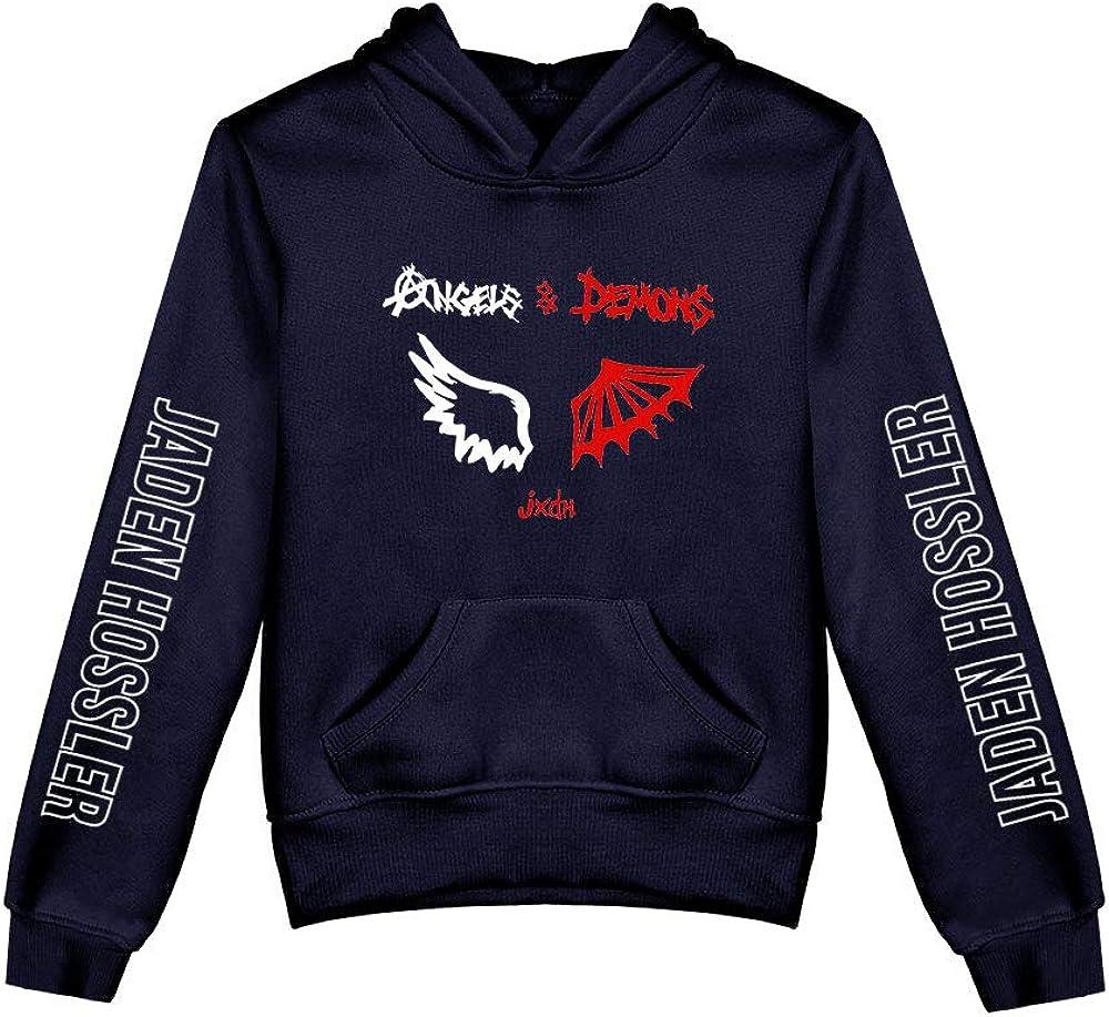 WAWNI 2020 Angels /& Demons by jxdn Kids Hoodie Sweatshirts Boy Girl Hoodies Pullover Tracksuit