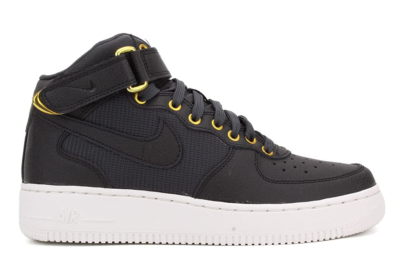 NIKE AIR FORCE 1 MID LV8 ANTHRACITE BRAND NEW 820342-002 Sz 7Y