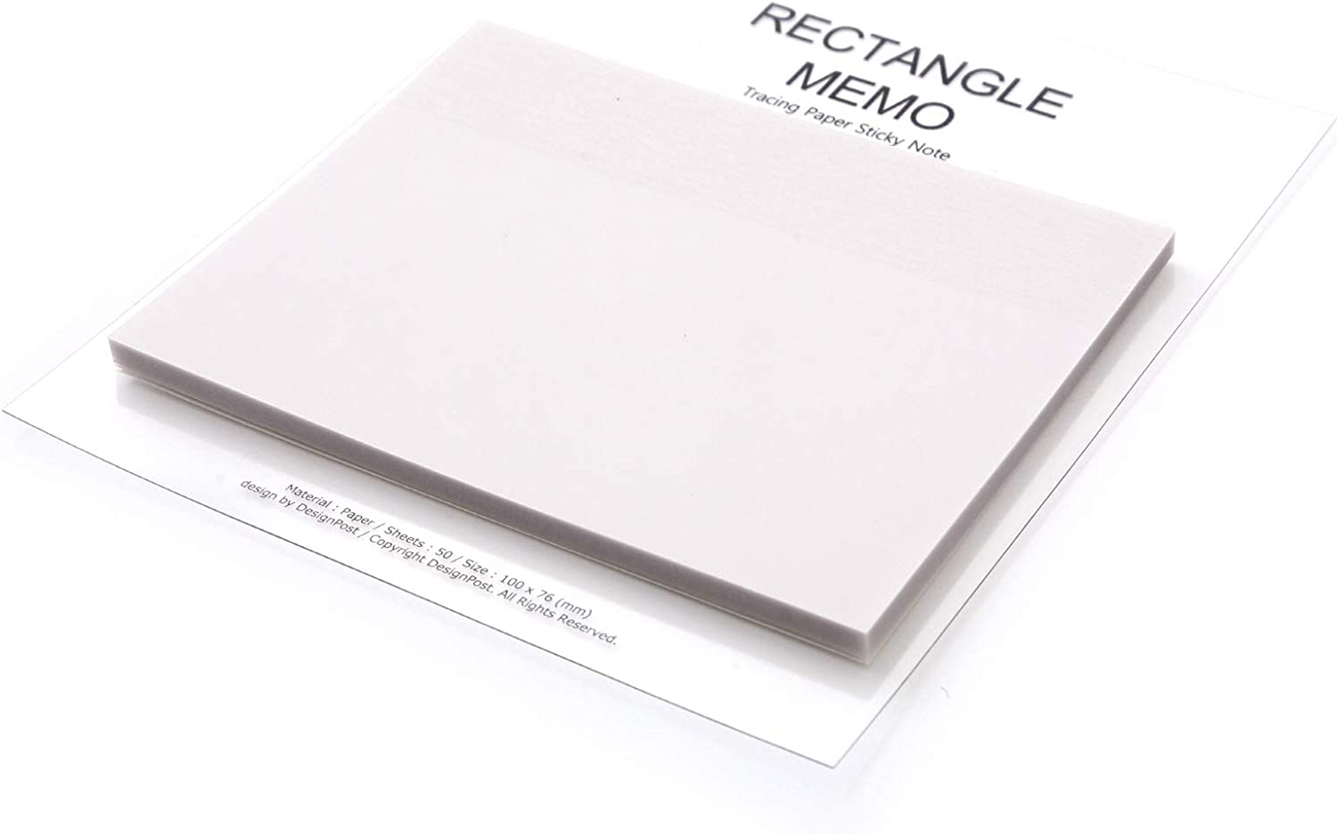 Transparent Gateway 90 gsm A4 Natural Translucent Tracing Paper Pack of 50