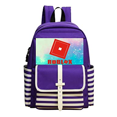 WeERNUO Free GUIDE-ROBLOX Kid's Backpacks Girls Boy School