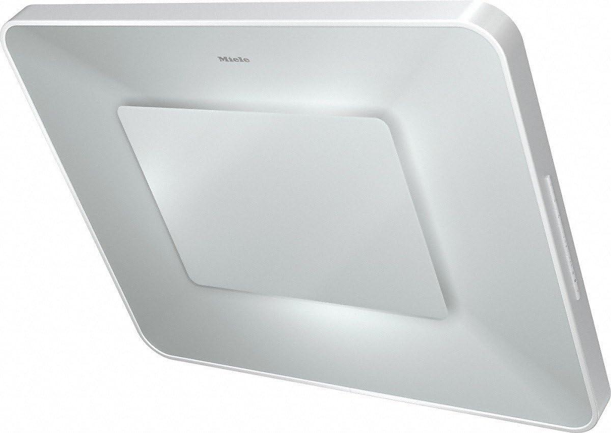 Miele DA 6998 W PEARL 620 m³/h De pared Blanco A+ - Campana (620 m³/h, A, A, B, 470 m³/h, 36 dB): Amazon.es: Hogar