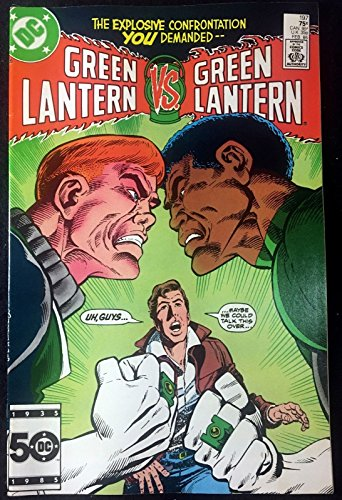 Green Lantern (1960) #197 FN+ (6.5) Guy Garner versus John Stewart