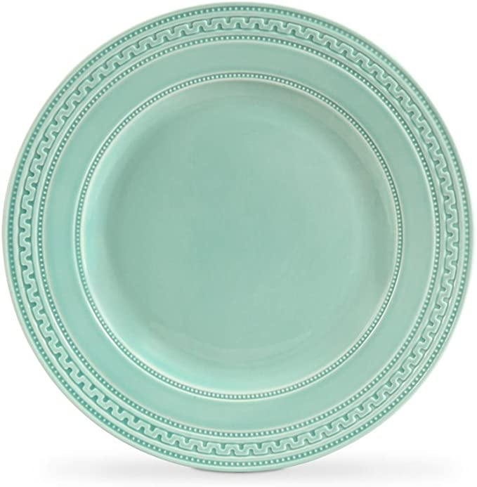 """VILLEROY /& BOCH china JADE pattern Dinner Plate 10-3//4/"""""""