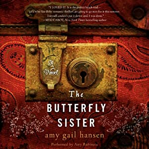 The Butterfly Sister Audiobook