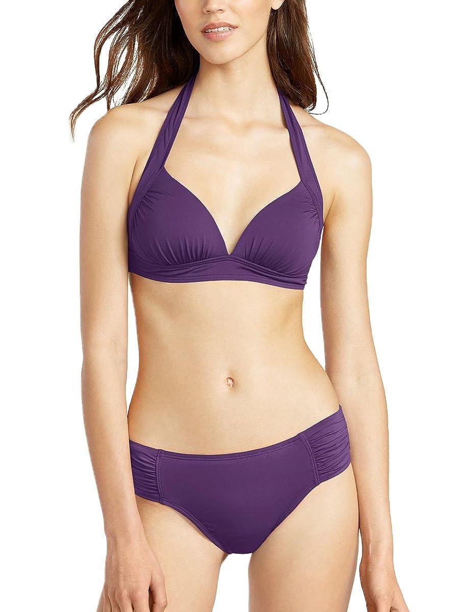 Summer Mae Traje de Baño Bikini Ajustable Sin Espalda con el ...