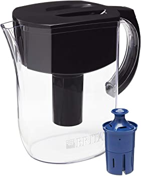 Brita Longlast 10-Cup Water Pitcher with 1 Filter
