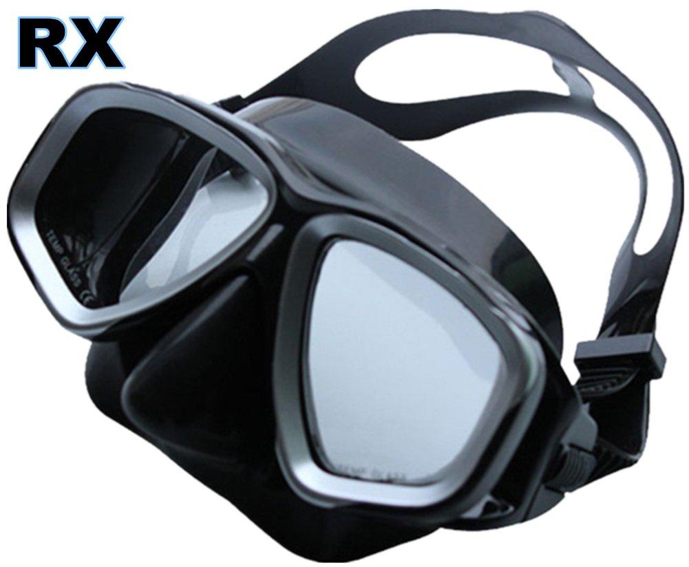 4c39efc56e6 Amazon.com   YEESAM SWIM® Diving Snorkeling Prescription Mask Nearsighted  Myopia - Scuba Dive Snorkel Mask Nearsighted Prescription RX Optical  Corrective ...