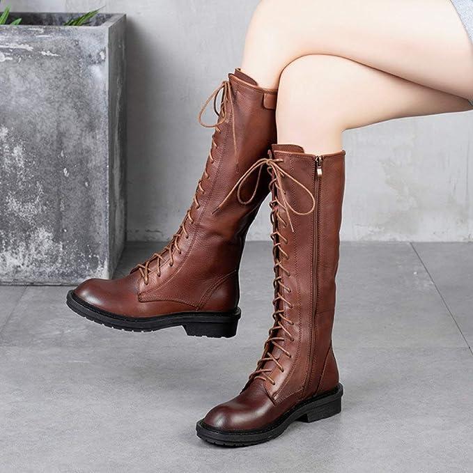 Amazon.nl: Hulda AusFFAW Laarzen Schoenen: Kleding