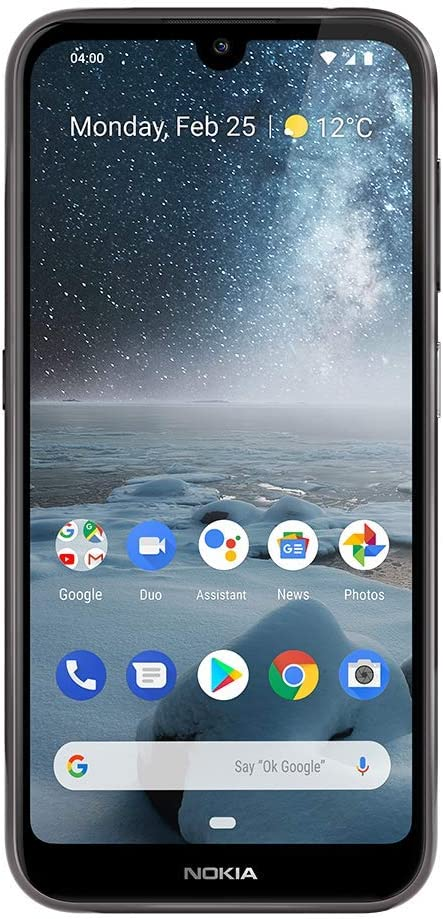 Amazon.com: Nokia 4.2 - Android One (Pie) - 32 GB - 13+2 MP Dual