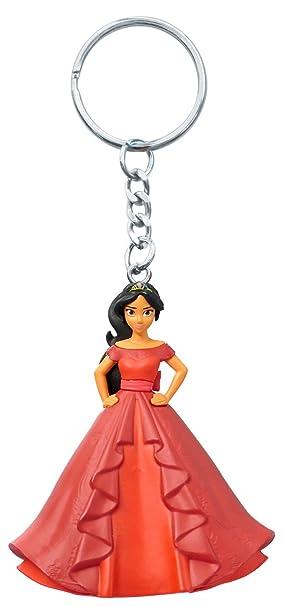 Disney Princess Elena of Avalor PVC Figural Key Ring Key Accessory