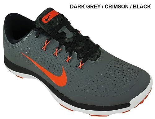 0f2101dbaa10 Nike Golf Men s Lunar Cypress High Performance Golf Shoe