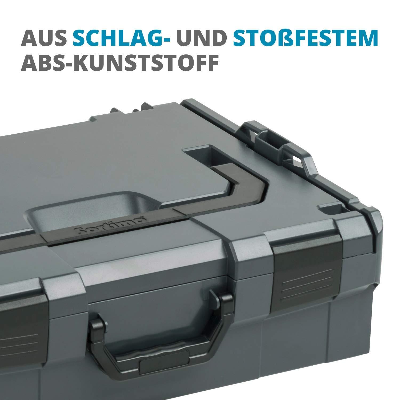 LT-Boxx 272 Bosch Sortimo L-BOXX Anthracite