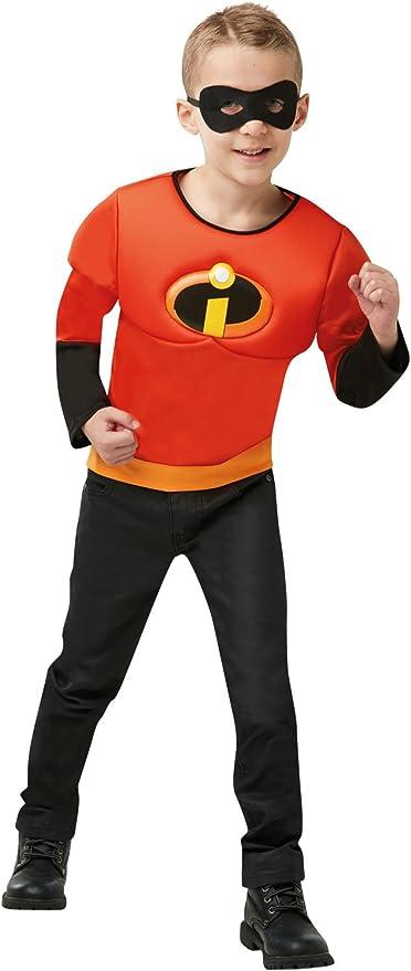 Rubies 641392One Disfraz oficial de Disney Incredibles, 2 niños ...