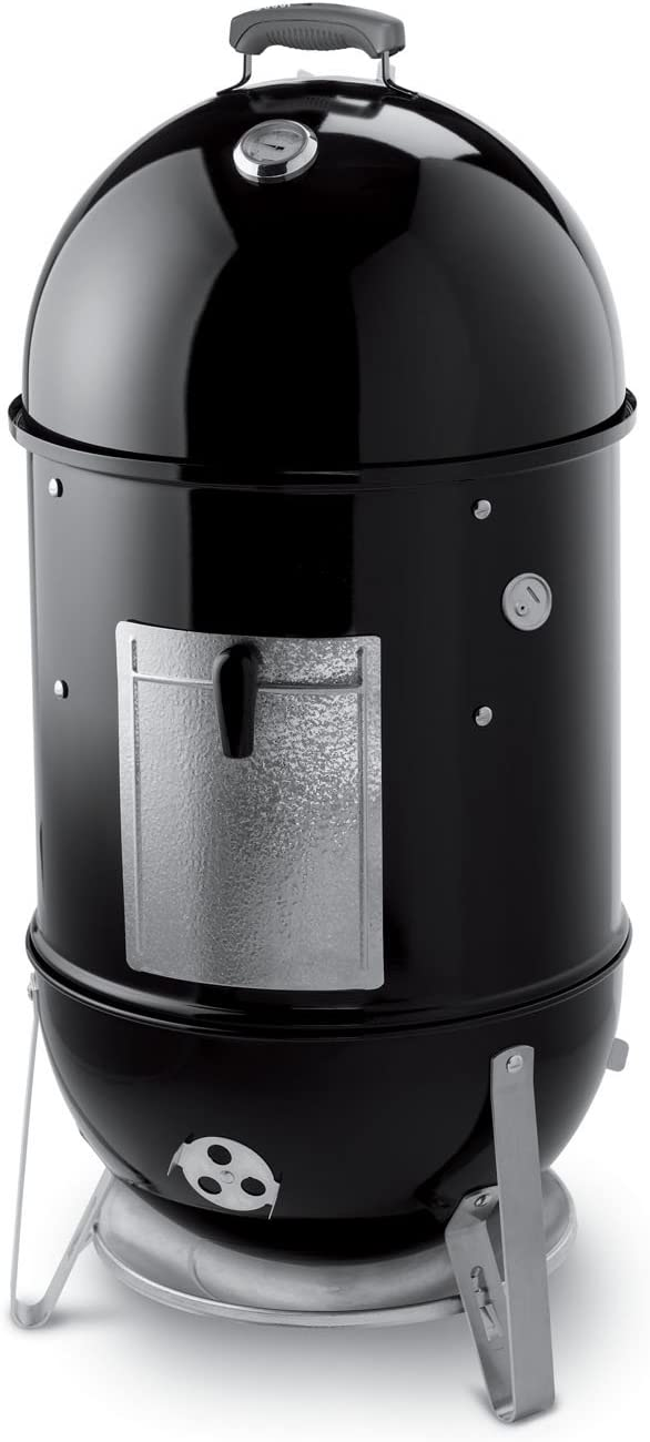 Weber Smokey Mountain Cooker, Charcoal Smoker