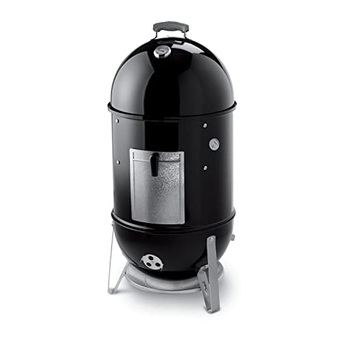 "Weber Smokey Mountain Cooker Smoker 18"" Review"