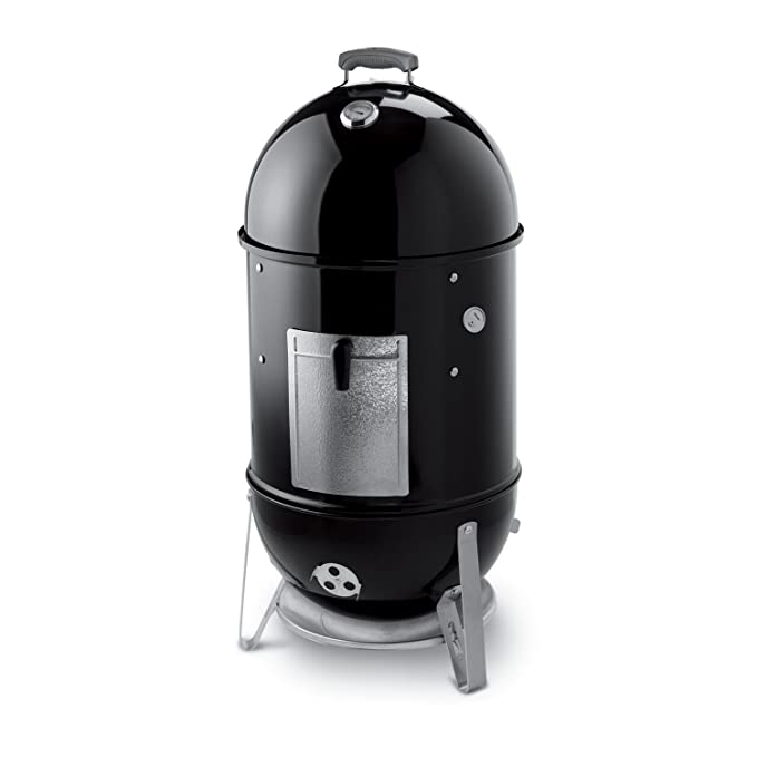 Weber Smokey Mountain Cooker 18 Inch Smoker – The Best Slow Cooking Smoker Grill Combo