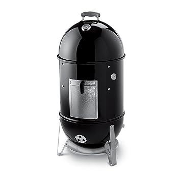 Weber Smoky Mountain >> Weber Smokey Mountain Cooker 18 Inch Smoker