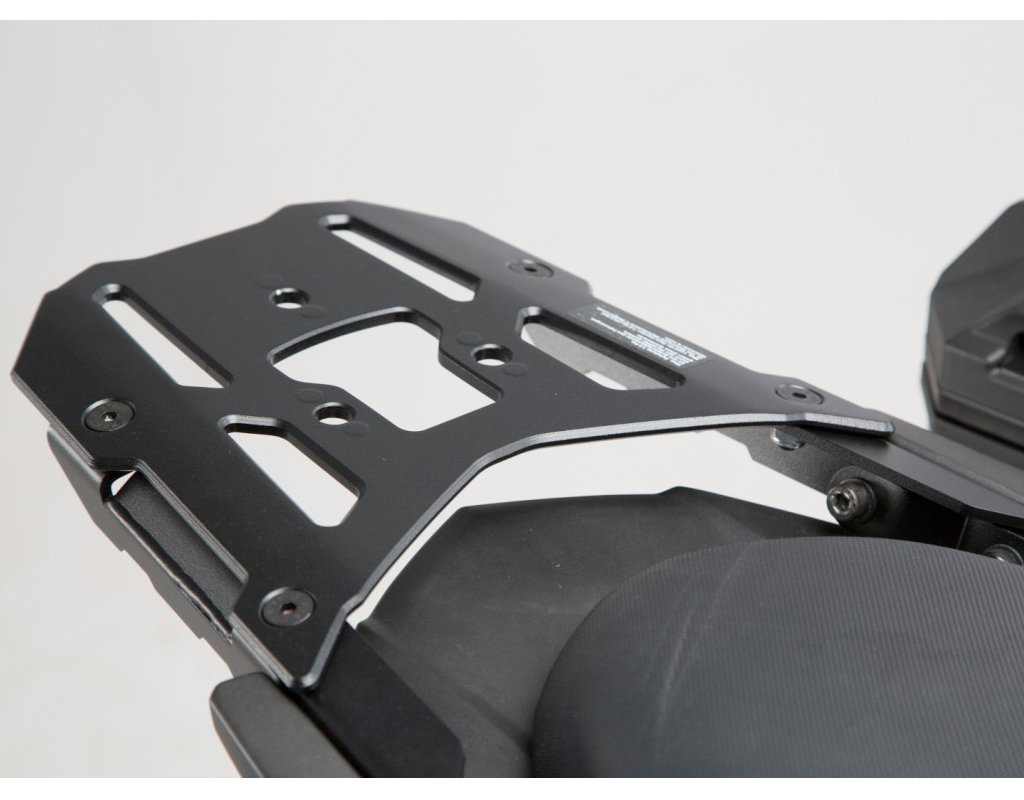 SW Motech Alt.08.518.15000/B Rack Portapacchi in alluminio, Black, OS SW MOTECH GMBH & CO.KG GPT.08.518.15000/B