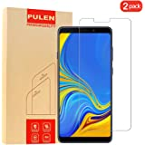 [2-Pack] PULEN Screen Protector Compatible with Samsung Galaxy A9 2018,HD Anti-Scratch Bubble Free Ultra Clear 9H…