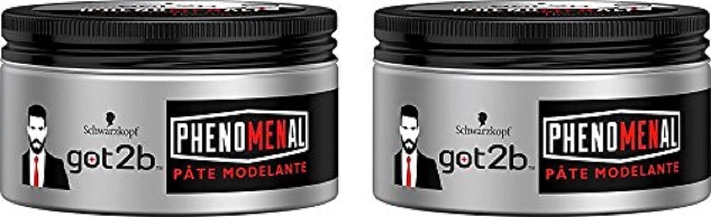 got2b - Pâte Modelante - Phénoménal - Pot 100 ml - Lot de 2