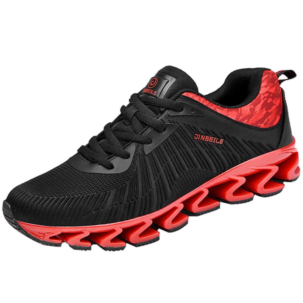 ASJUNQ ASJUNQ ASJUNQ Män's Casual Fitness skor skor, röd -44EU  100% äkta motgaranti