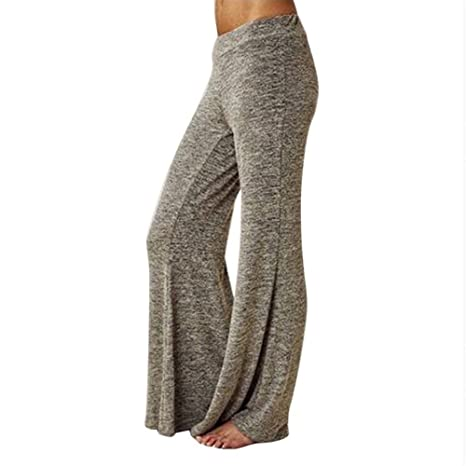 Ytdzsw Pantalones De Baile De Cintura Alta De Otoño Pantalones De ...