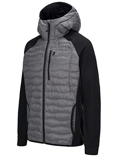 Peak Performance Herren Outdoor Jacke Helium Hybrid Hood