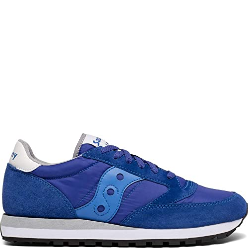 watch a383a 7dc59 Saucony Sneakers 2044 Uomo MOD. Jazz OM Blu/Grey