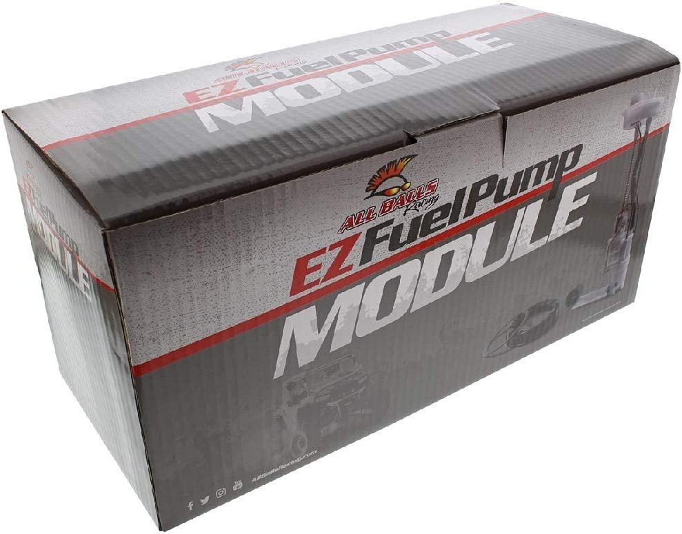 Sportsman 500 Tractor EFI 2009 Sportsman 500 EFI 2008 2009 All Balls Fuel Pump Module 47-1014 Compatible With//Replacement For Polaris Forest 800 6x6 2015