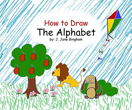 How to Draw the Alphabet