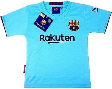 Inmaculada Romero TM Camiseta F.C. Barcelona Réplica Oficial Junior Segunda Equipación: Amazon.es: Deportes y aire libre
