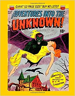 Download Epub Adventures Into The Unknown #23