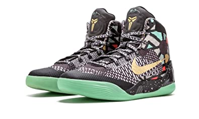 check out c305a eb792 Amazon.com   Nike Kobe IX Elite (GS) Maestro Nola Devotion 636602-002 Kids  Boys Basketball Shoes   Basketball