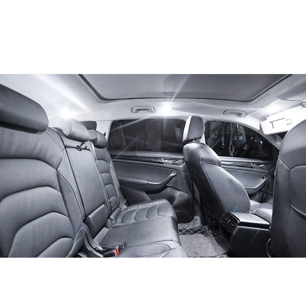 per CX-5 Super Luminoso Sorgente luci Interne a LED Lampada per Auto abitacolo Lampadine di Ricambio Bianca Confezione da 8