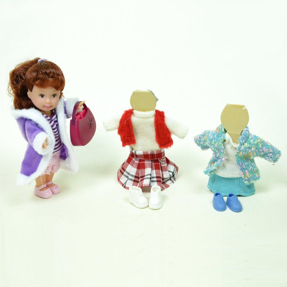 Li'l Dolly Winter collection #1