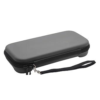 QQPOW Carry Case Juego Travel Deluxe Travel Case Traveller Hard Case por Nintendo Switch Game Traveler Deluxe Travel Case(GRIS)): Amazon.es: Industria, empresas y ciencia