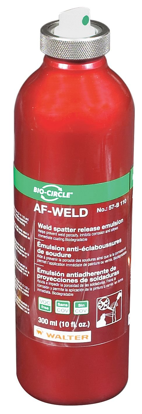Bio-Circle - 57B110 - Anti-Spatter, Aerosol, 500 ml: Amazon.com: Industrial & Scientific