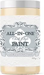 Meadowsweet, Heritage Collection All in One Chalk Style Paint (NO Wax!) (32oz Quart)