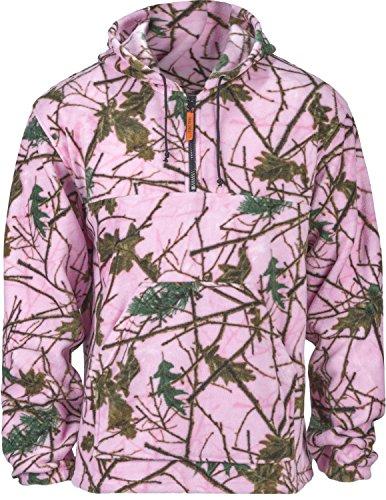 Pink Camo Sweatshirt - 5