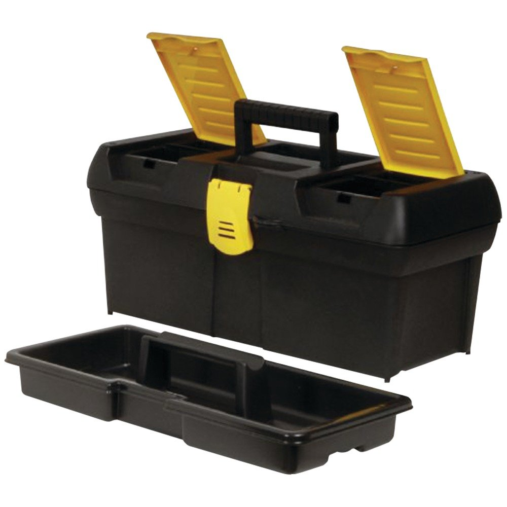Tool Box 16in W/plastic Latch Unbranded 40.096653750000002