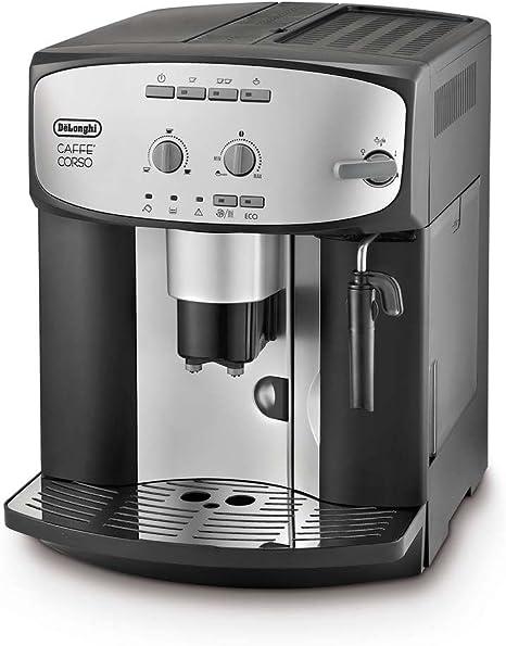 Delonghi Esam2800sb Caffe Corso Bean To Cup 1450 W 18