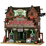 Lemax Spooky Town Banshee's Boo-B-Traps with Adaptor # 55912
