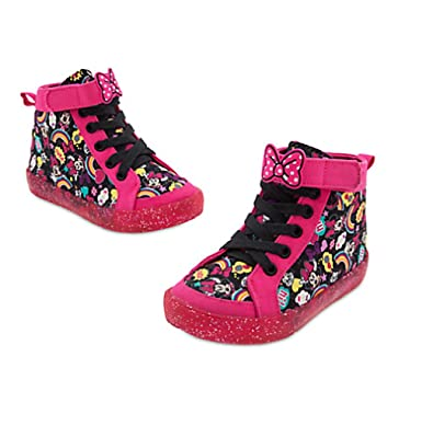 0f07b435db80 Minnie Mouse Clubhouse Sneakers Size 7
